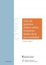 guia de practica clinica trastono de la personalidad