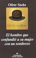 Libro: el hombre que confundió a su mujer con un sombrero